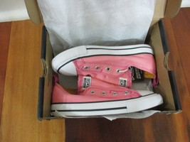 BNIB Converse CTAS Simple SLI Daybreak Pink Infant girl shoes, size 9, l... - $38.12