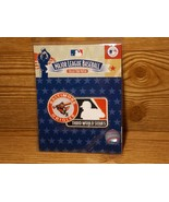 1970 3rd Third MLB World Series Logo Baltimore Orioles Jersey Sleeve Pat... - $11.99