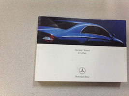 2006 Mercedes Benz Cls Class Models Owners Manual Factory Oem - $69.25