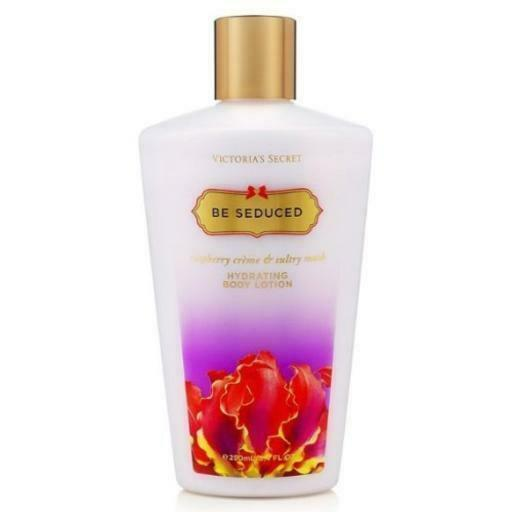 Victoria's Secret Be Seduced Hydrating Body Lotion 8.4 oz/250 ml ~ MADE IN USA