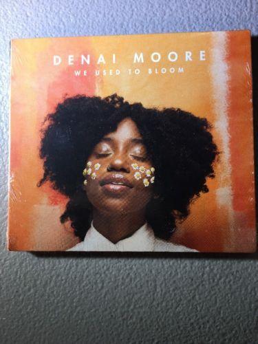 Denai Moore - We Used To Bloom [New CD]