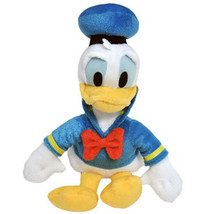 "Disney Mickey Mouse Club Donald Duck 11"" Plush - $11.83"
