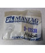 Maytag Genuine Factory Part #311538 Carbon Brush Holder - $3.99