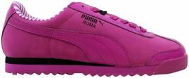 Puma Roma NBK Patent Vivid Viola/White 359298 02 Women's - $50.39