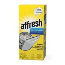 Affresh W10549850 Dishwasher Cleaner 3 Tablets ... - $15.08