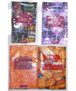 Halloween Tablecloths Flannel Backed 4 Choices ... - $8.94