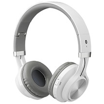 iLive Wireless Bluetooth Headphones - White - $41.78