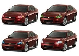 for Chevrolet Impala 06-12 RGB Multi Color LED Halo kit for Headlights - $137.91