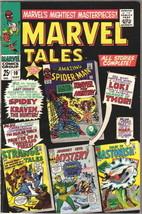 Marvel Tales Comic Book #10, 1967 VERY FINE/NEAR MINT - $32.78