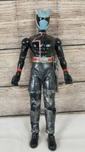 2002 Bandai Power Rangers SPD Shadow Ranger Talking Action Figure 13 in ... - $14.54