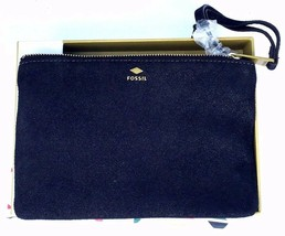 New Fossil Women Gift Small Wristlet Leather Wallet Variety Colors image 2