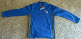 Boise State Broncos Colosseum Townie 1/2 Zip Pullover Jacket (M) - $46.71