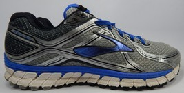 Brooks GTS 16 Sz: 13 M (D) EU 47.5 Men's Running Shoes Silver Blue 1102121D181