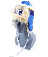 ST. LOUIS BLUES  GONGSHOW HOCKEY BENCHWARMER TRAPPER STYLE KNIT HOCKEY C... - $26.55