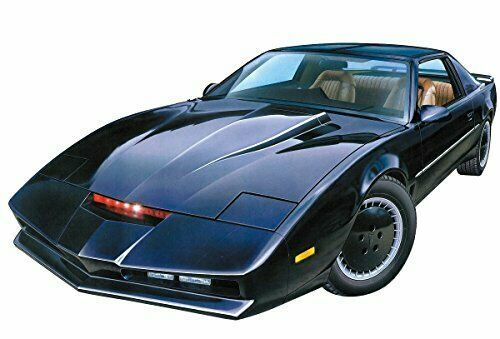 Knight2000 K.I.T.T. SeasonIV (Model Car) Movie Mechanical|No.03 Knight Rider