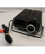 Discovery Wonderwall Entertainment Media Projector Model 1637401 Black - $40.00