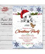 Invitation merry christmas dog 1 thumbtall