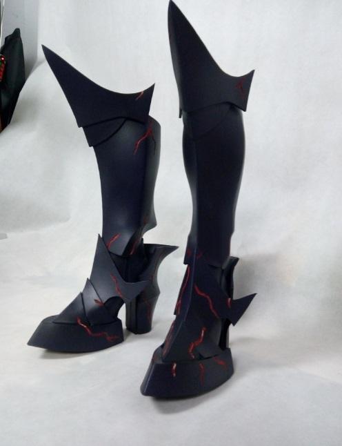 Fate/stay night Saber Alter Artoria Pendragon Cosplay Armor Buy