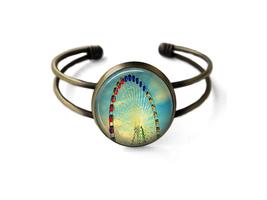 Ferris Wheel Cuff Bracelet - $19.95
