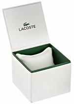Lacoste 2010762 White Men's Watch Lacoste.12.12 Analog Display Quartz FREE Ship - $103.46