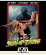 The Return of Swamp Thing 2-Disc Special Edition [Blu-ray + DVD] - $17.70