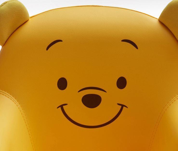 ... Disney Winnie The Pooh Sofa Kids Baby Armrest Chair Boy Birthday Gift  ...