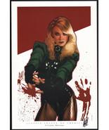 Adam Hughes SIGNED Women of the DC Universe Portfolio Art Print Black Ca... - $49.49
