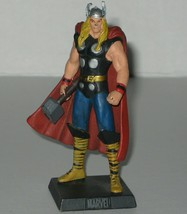 """Marvel Thor Statue Metal #15 Classic Figure 2006 8467 Avengers Collection 4"""" Toy - $30.95"""