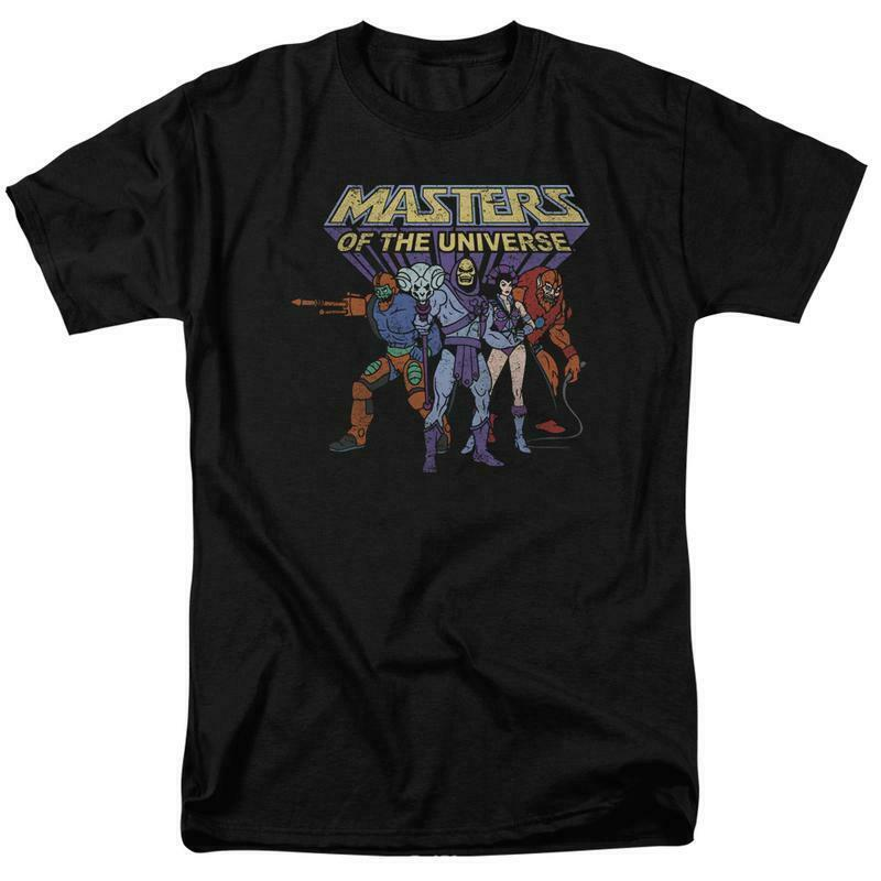 Masters of the Universe Skeletor Evil Forces Animated series Retro 80's DRM229