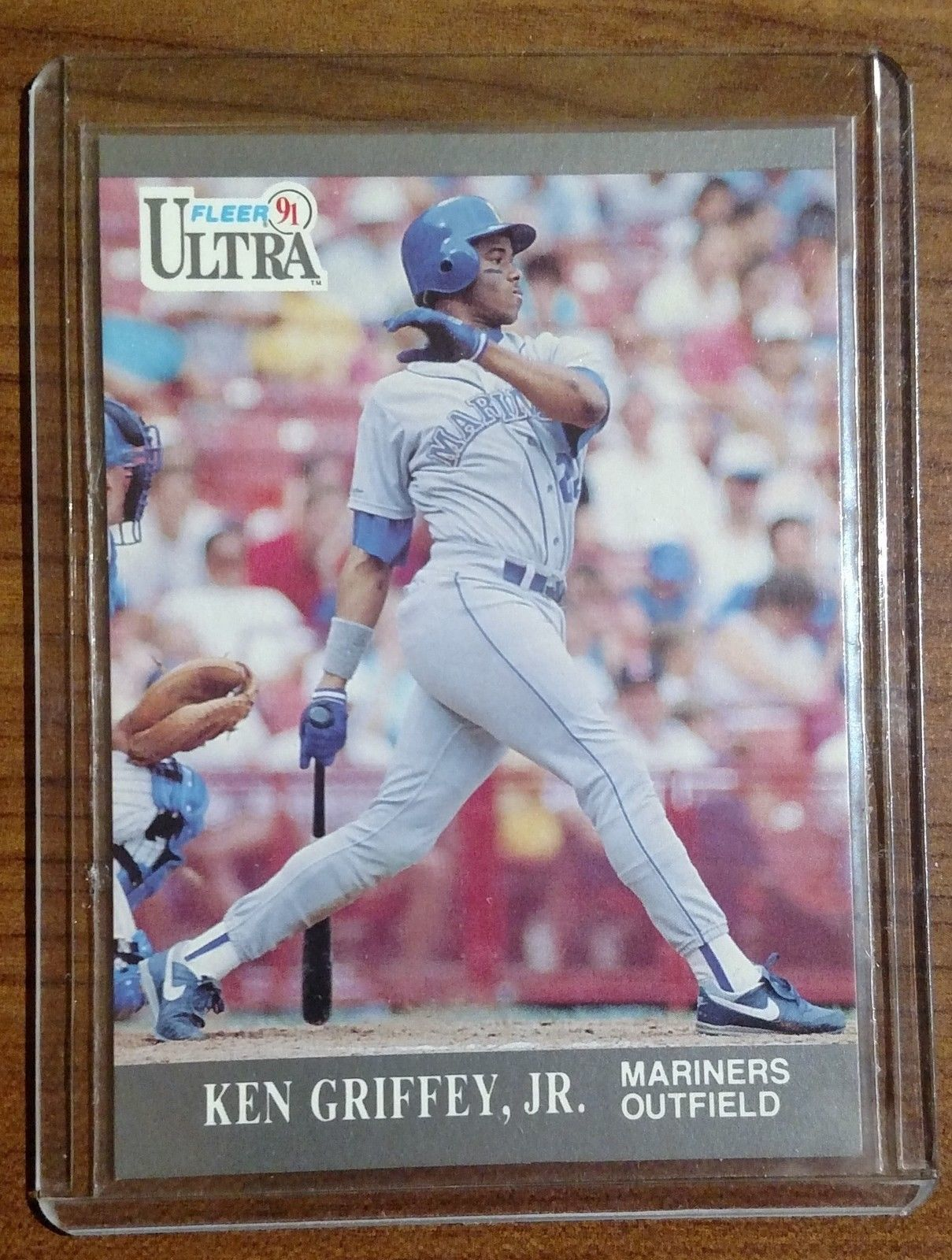 b42b4700b9 1991 Fleer Ultra - Ken Griffey Jr #336 - Lot and 50 similar items. S l1600