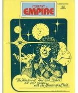 Fantasy Empire Magazine #16 Doctor Who 1985 NEW UNREAD VERY FINE - $7.84