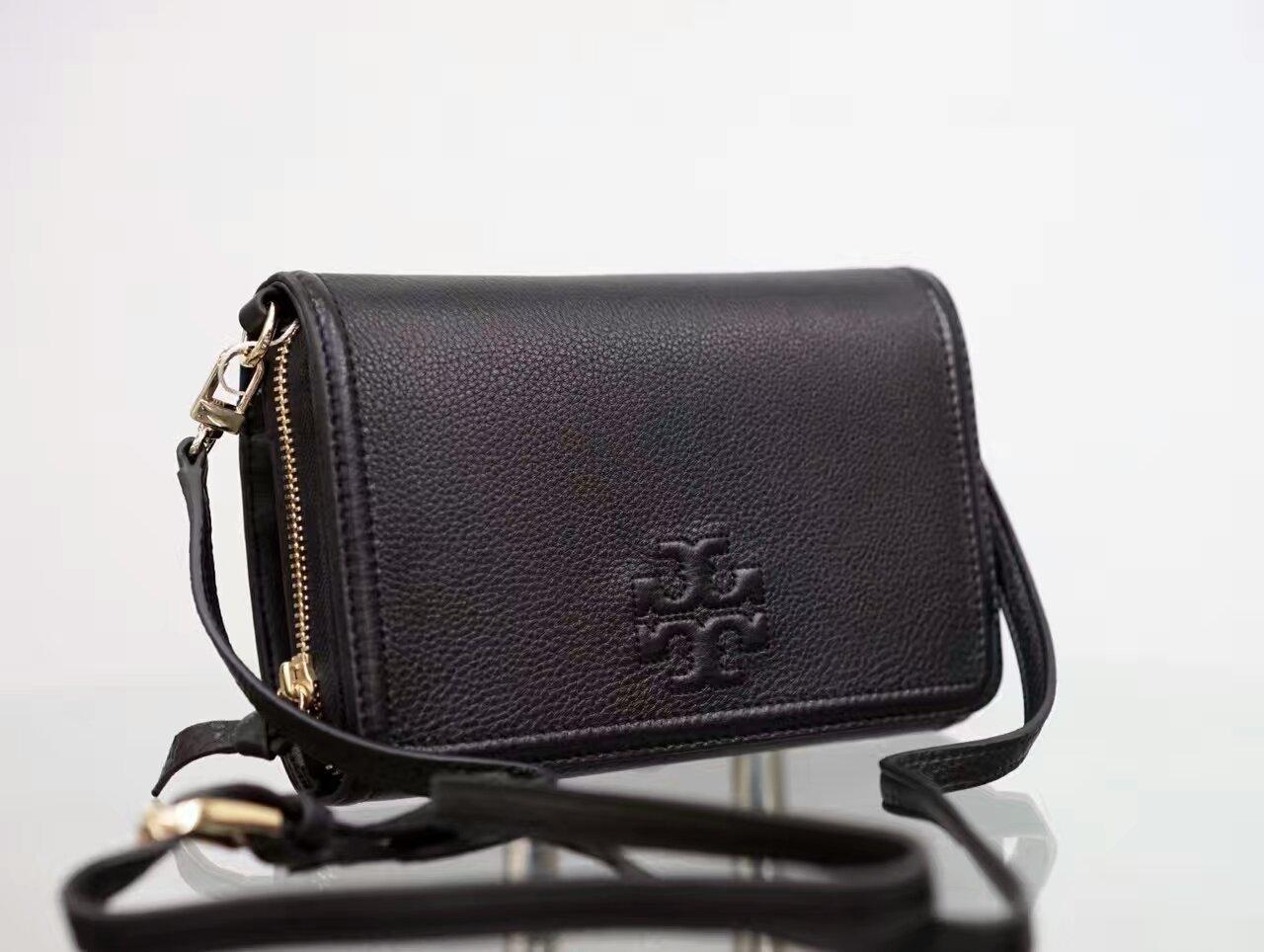 9d1161a74cd Tory Burch Thea Flat Wallet Crossbody Bag and 50 similar items