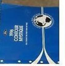 1996 Ford Contour & Mercury Mystique Électrique Câblage Diagramme Manuelle Evtm - $22.17