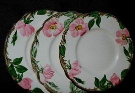 Franciscan Desert Rose Bread & Butter Plates Design USA  Lot of 3 - $15.84