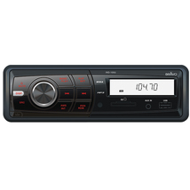 Bravo View IND-100U In-Dash Digital Media Receiver with AM/FM Tuner and ... - $34.99