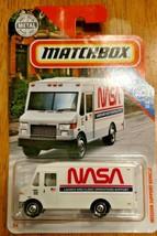 Matchbox NASA Mission Support Vehicle  - $0.99