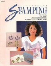 Imaginative STAMPING Techniques & Ideas for Decorative Stamps Book 9001 ... - $2.96