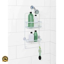 Hanging Shower Caddy Rack Organizer Shelf Basket Soap Holder Shampoo Sto... - $18.80