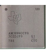 TI AM3894CCYG 120 1.2GHZ+ SITARA ARM PROCESSOR (CPU ONLY) - NEW - $18.58