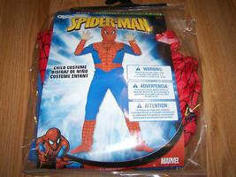 Boys Size Husky 10 1/2 - 12 1/2 Spider Man Spiderman Halloween Costume w... - $28.00