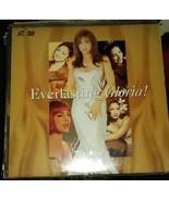 "Everlasting Gloria Estefan 12"" laserdisc 1995 sony - $22.99"