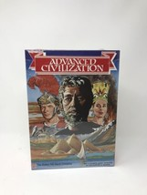 Brand New Sealed Advanced Civilization Avalon Hill Unpunched Unplayed Unopened - $990.00