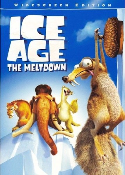 Ice Age: The Meltdown (DVD, 2009, Widescreen) - LN