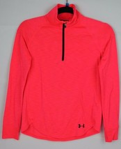 Under Armour fitted Cold gear youth kids pullover half zipper size YLG/JG/G - $18.99