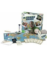 Andrew Zimmern Bizarre Foods Board Game - Discovery Bay Games 2010 New! - $20.85
