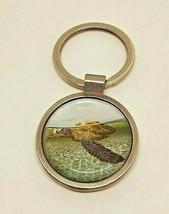 Sea Turtle Key Chain 30mm Split Ring - $7.55