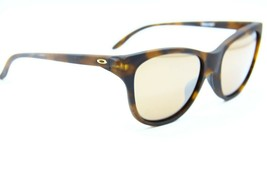 OAKLEY HOLD OUT OO9357-0355 HAVANA AUTHENTIC SUNGLASSES OO 9357 FRAME 55-17 - $76.00
