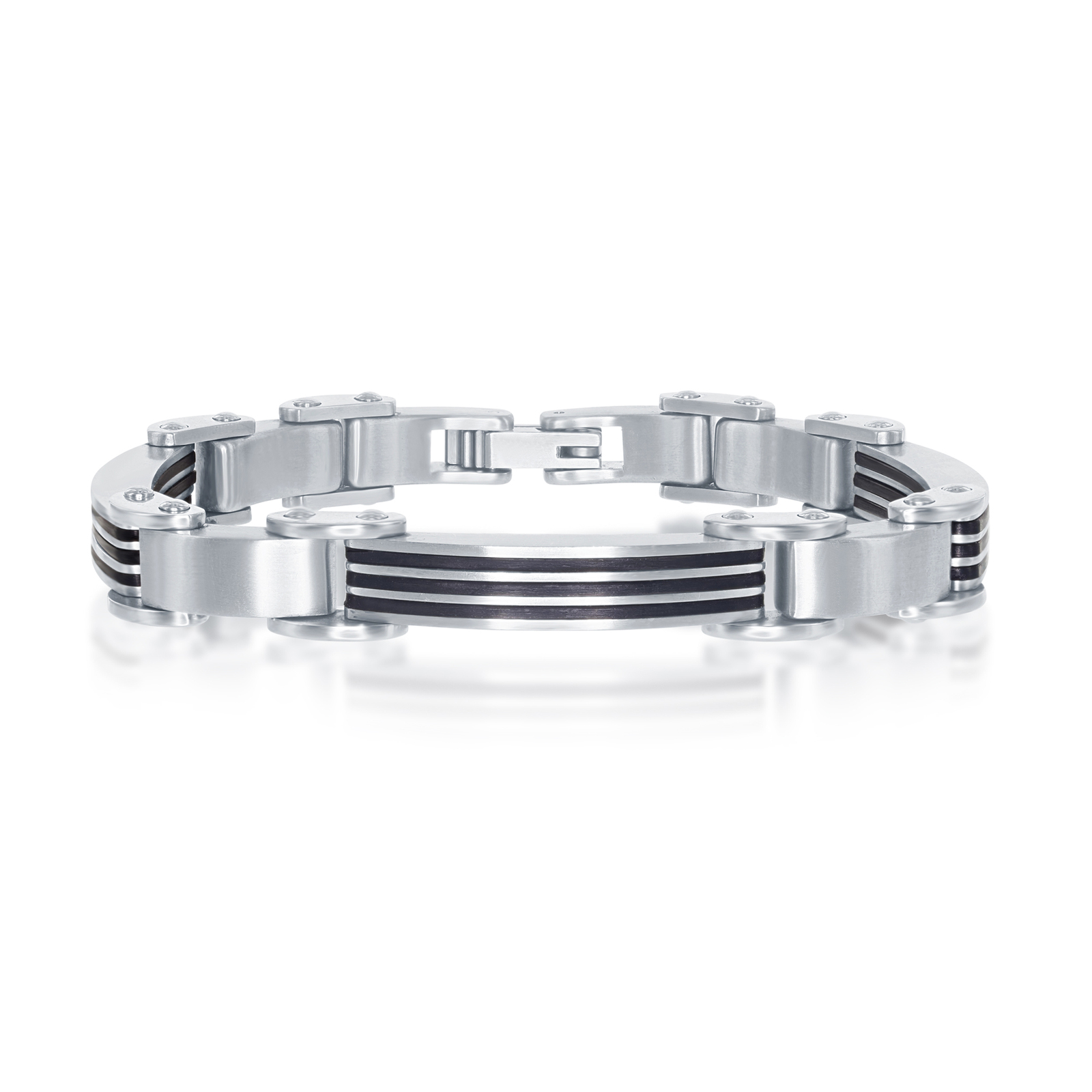 Primary image for  Unisex Stainless Steel Stainless Steel Bracelet