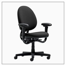 Steelcase Criterion High-Back Work Chair by Steelcase, Color = Red - $1,123.00