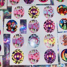 Lisa Frank SIncomplete Mods & Sheets (6mods Per Sheet) S106 S107 S108 S117 S118 image 6